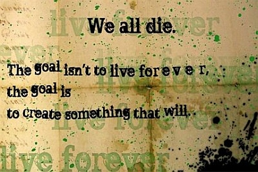 We all die quote