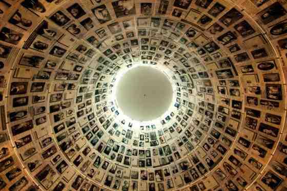 Hall of Names - Yad Vashem, Jerusalem